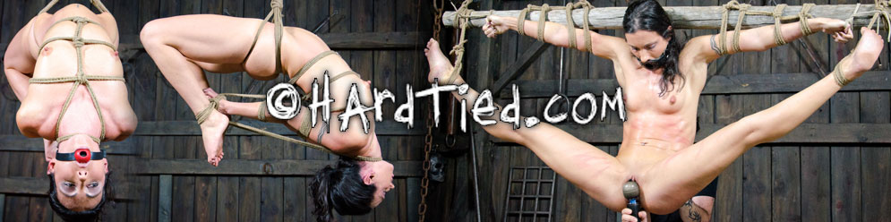 Hard tied slaves