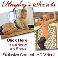 Hayley Secrets video